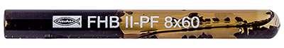 fischer Reaktionspatronen FHB II-PF