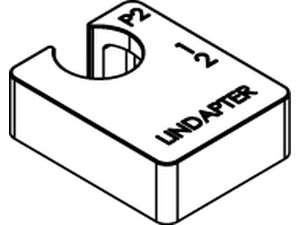 LINDAPTER-Ausgleichscheibe Typ P2 L gal. verzinkt