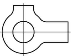 DIN 463 Scheiben mit 2 Lappen Stahl galvanisch verzinkt