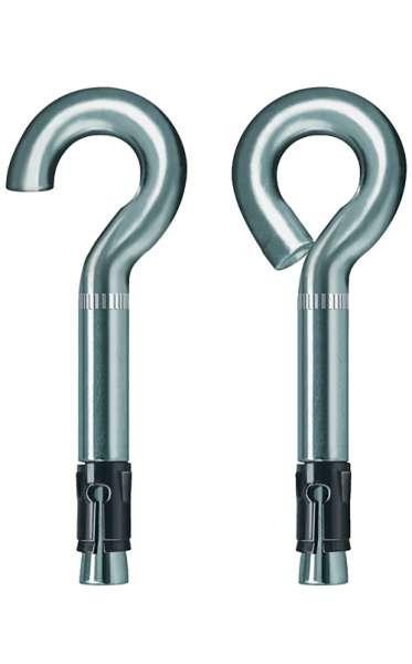 fischer Nagelanker FNA II-H / FNA II-OE Stahl galvanisch verzinkt