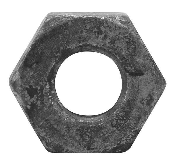ISO 14399-4 / DIN 6915 HV Muttern Stahl Klasse 10 feuerverzinkt